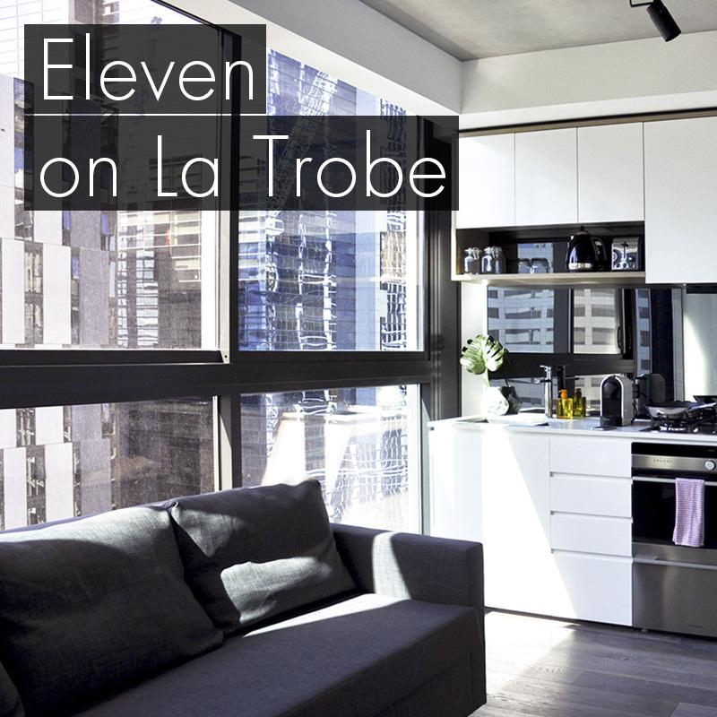 Mono Eleven on La Trobe