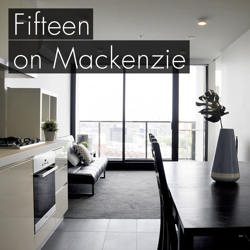 Mono Fifteen on Mackenzie