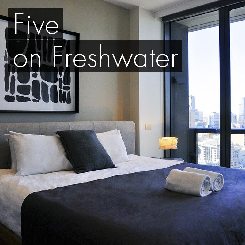 Mono Five on Freshwater