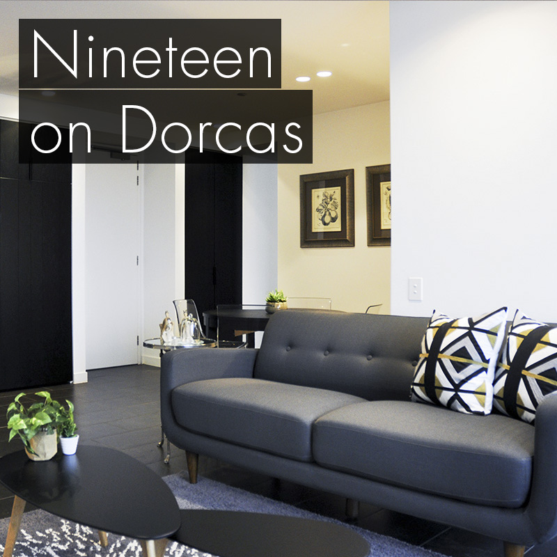 Mono Nineteen on Dorcas