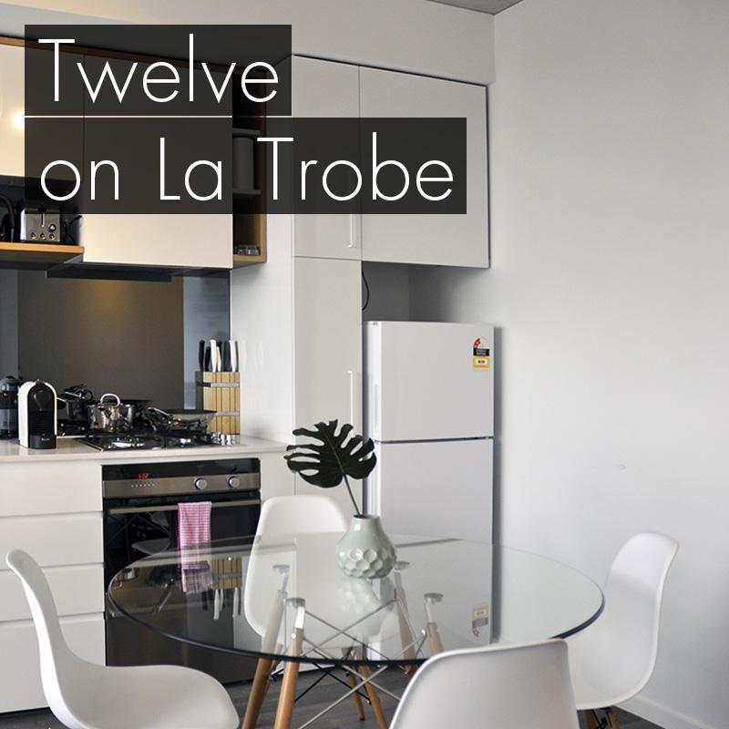 Mono Twelve on La Trobe