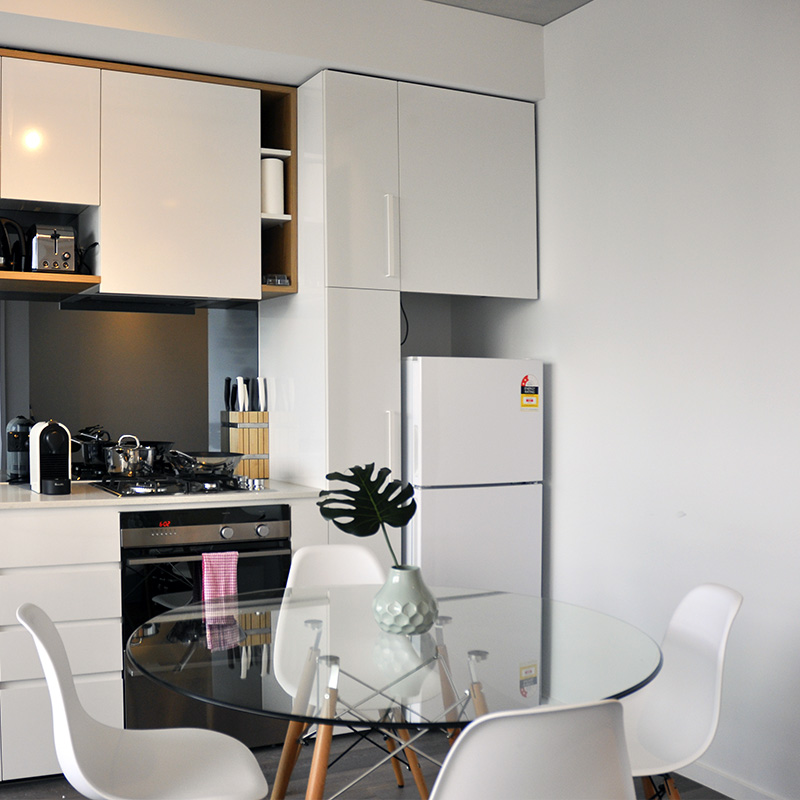 Mono Apartments short stay accommodation Melbourne