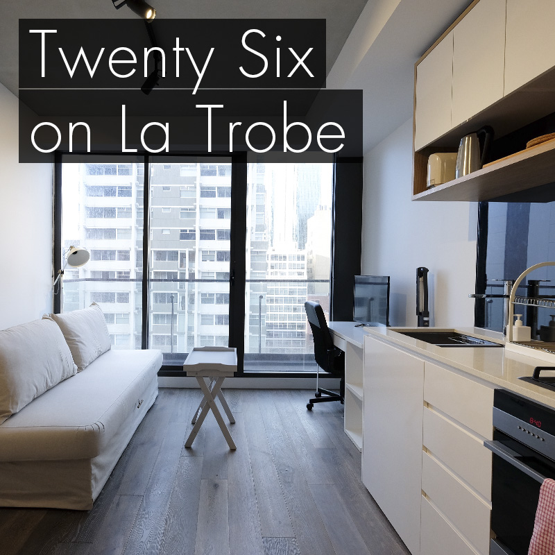 Mono Twenty Six on La Trobe
