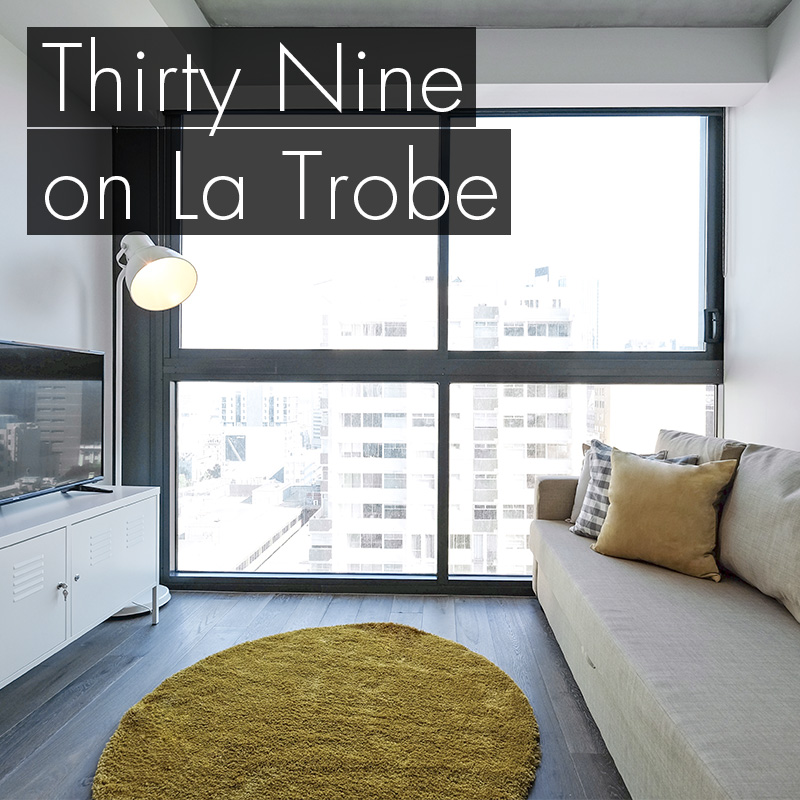Mono Thirty Nine on La Trobe