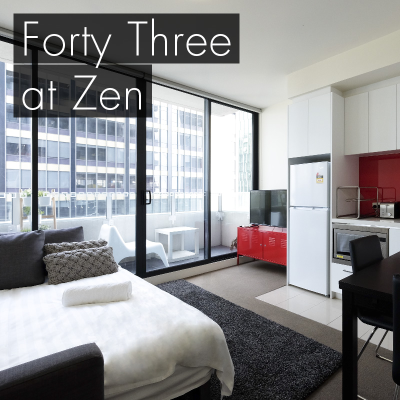 Mono Forty Three at Zen