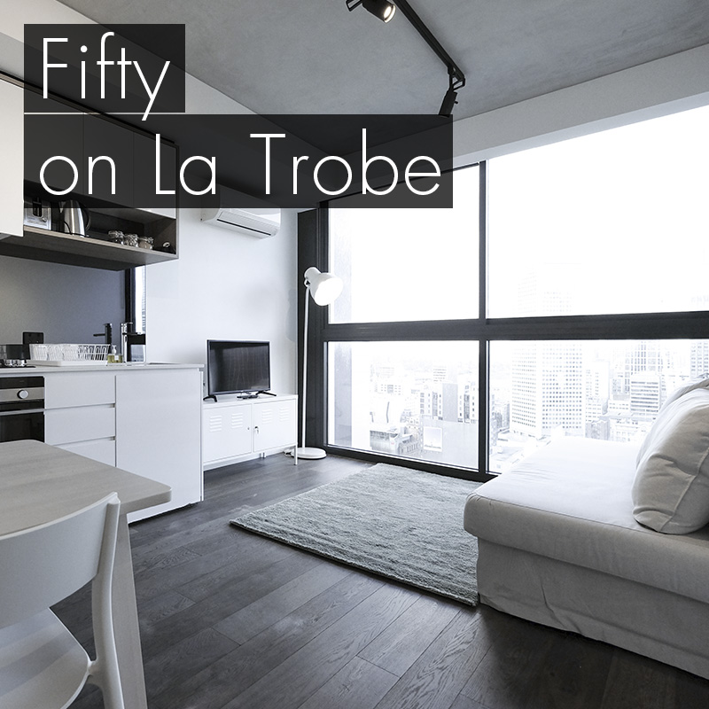 Mono Fifty on La Trobe