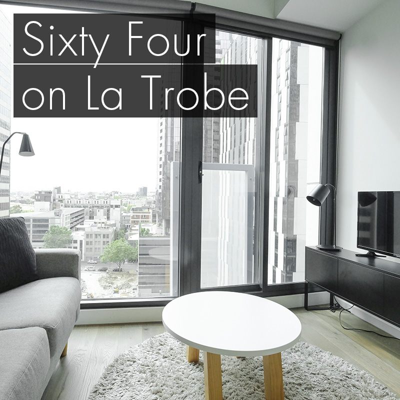 Mono Sixty Four on La Trobe