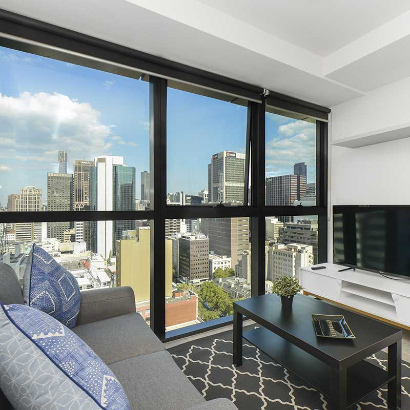 Mono on La Trobe Tower – 1BR Type B