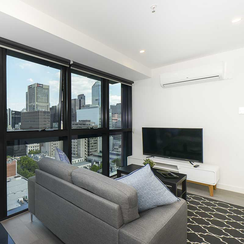 Mono on La Trobe Tower – 1 BR Type A