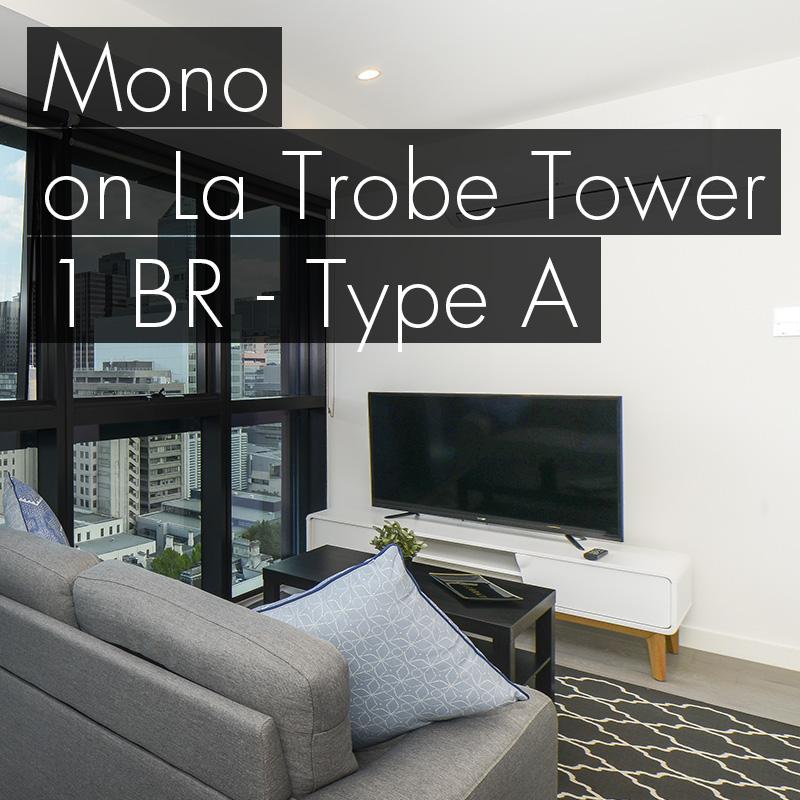Mono on La Trobe Tower – 1 BR Type A