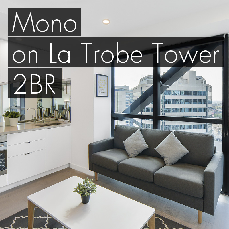 Mono on La Trobe Tower – 2BR